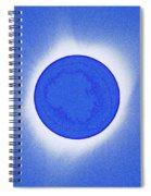 Solar Eclipse Of 2017 3 Spiral Notebook