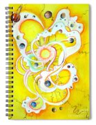 Solar System And Its Energy Spiral Notebook