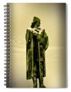 Soldier Spiral Notebook
