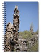 Soldier Of Misfortune Spiral Notebook