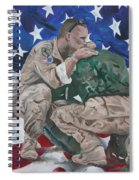 Soldiers Spiral Notebook