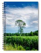 Solitree Spiral Notebook