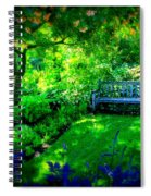 Solo Bench Spiral Notebook