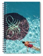 Solo Float Spiral Notebook