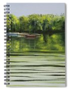 Solo Sail Spiral Notebook