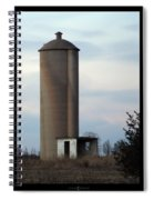 Solo Silo Spiral Notebook