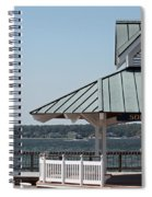 Solomons Island - Welcome Spiral Notebook