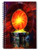 Solstice  Spiral Notebook