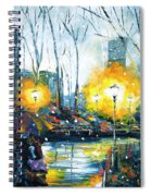 Solstice In The City, Vol.1 Spiral Notebook