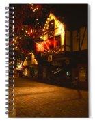 Solvang California Spiral Notebook