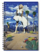 Some Like It Hot Spiral Notebook