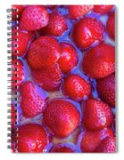 Some Say Shes A Tart Spiral Notebook