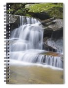 Somersby Falls 1 Spiral Notebook