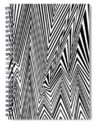 Something Approaching Spiral Notebook