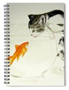 Something Fishy Spiral Notebook