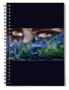 Something To Watch Over Me Spiral Notebook