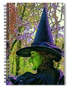 Wicked Ver. 2.0 Spiral Notebook