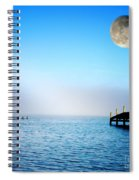 Somewhere Far Away Spiral Notebook