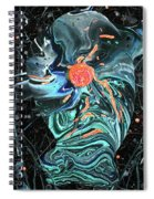 Somewhere In The Back Of My Mind, I Remember Spiral Notebook