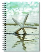 Somewhere You Feel Free Spiral Notebook