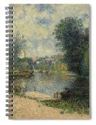 Sommarlandskap Spiral Notebook