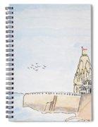 Somnath Jyotirling Spiral Notebook