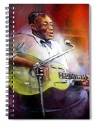 Son House Spiral Notebook