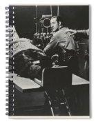 Son Of Frankinstein 1939 Spiral Notebook