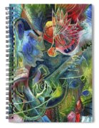 Song Of Borrowed Time Spiral Notebook