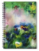 Song Of Life Spiral Notebook