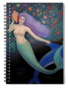 Song Of The Sea Mermaid Spiral Notebook