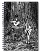 Songs In The Woods Spiral Notebook