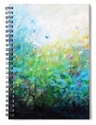 Songs Of Spring Spiral Notebook