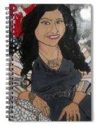 Sonia Spiral Notebook
