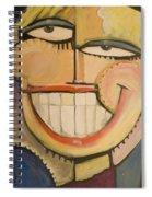 Sonny Sunny Spiral Notebook