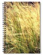 Sonoma Yellow Spiral Notebook
