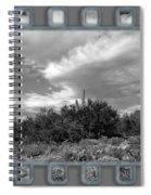 Sonoran Afternoon H10 Spiral Notebook