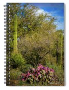 Sonoran Holiday Spiral Notebook