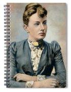 Sonya Kovalevsky (1850-1891) Spiral Notebook