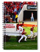 Sooner Schooner Spiral Notebook
