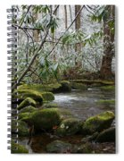 Soothing Spiral Notebook