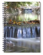 Soothing Waters Spiral Notebook