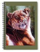 Sophie The Liger Spiral Notebook