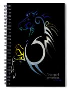 Soquili  Spiral Notebook