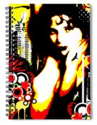 Sorrow City Spiral Notebook