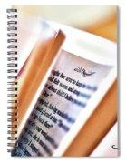 Soul Goodness Spiral Notebook