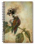 Soul Of A Bird Spiral Notebook