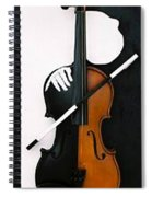 Soul Of Music Spiral Notebook