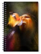 Soul Scream Spiral Notebook