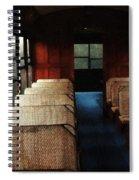 Soul Train Spiral Notebook